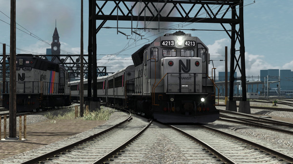 скриншот Train Simulator: NJT GP40PH-2B Loco Add-On 5