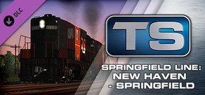 Train Simulator: Springfield Line: Springfield – New Haven Route Add-On