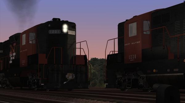 скриншот Train Simulator: Springfield Line: Springfield – New Haven Route Add-On 0