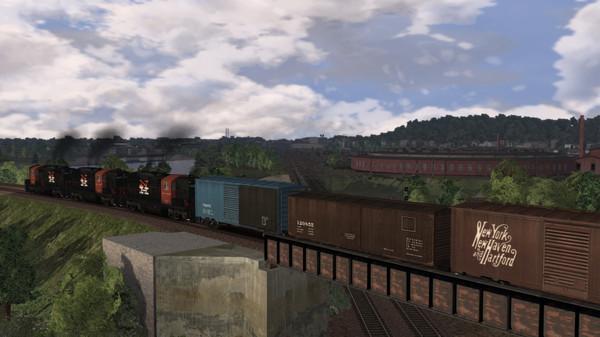 скриншот Train Simulator: Springfield Line: Springfield – New Haven Route Add-On 3