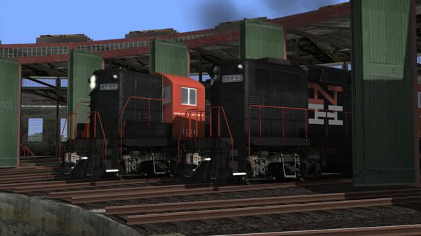 скриншот Train Simulator: Springfield Line: Springfield – New Haven Route Add-On 2