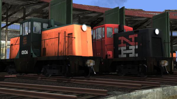 скриншот Train Simulator: Springfield Line: Springfield – New Haven Route Add-On 5