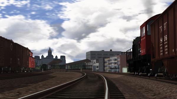 скриншот Train Simulator: Springfield Line: Springfield – New Haven Route Add-On 1