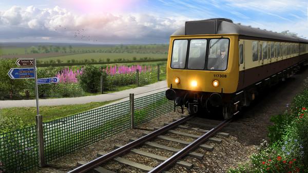 скриншот Train Simulator: North Somerset Railway Route Add-On 0