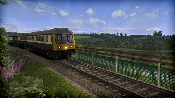 скриншот Train Simulator: North Somerset Railway Route Add-On 2
