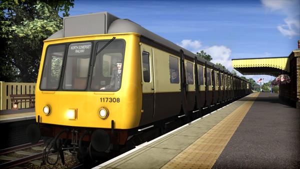 скриншот Train Simulator: North Somerset Railway Route Add-On 4