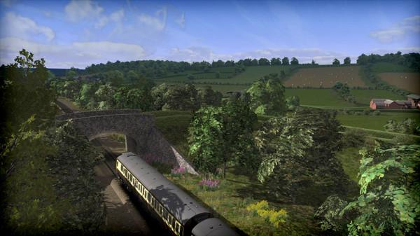 скриншот Train Simulator: North Somerset Railway Route Add-On 3