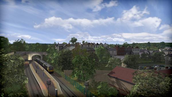 скриншот Train Simulator: North Somerset Railway Route Add-On 1