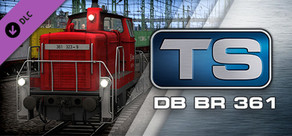 Train Simulator: DB BR 361 Loco Add-On
