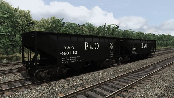 скриншот Baltimore & Ohio Wagon Pack 1