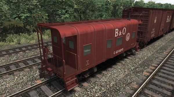 скриншот Baltimore & Ohio Wagon Pack 3