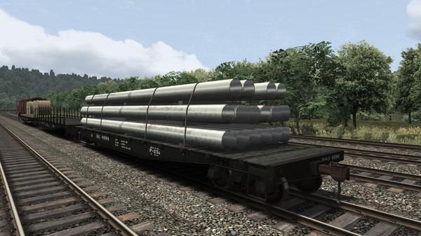 скриншот Baltimore & Ohio Wagon Pack 5