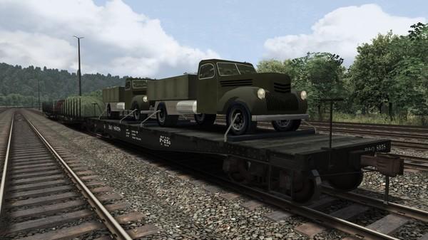 скриншот Baltimore & Ohio Wagon Pack 4