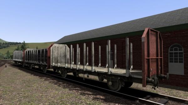 скриншот BR Railfreight OTA Wagon Pack 2