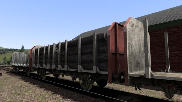 скриншот BR Railfreight OTA Wagon Pack 0