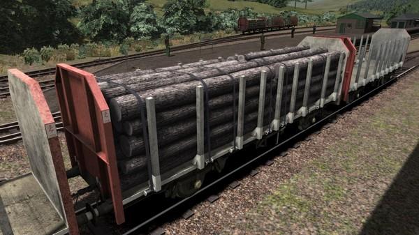 скриншот BR Railfreight OTA Wagon Pack 5