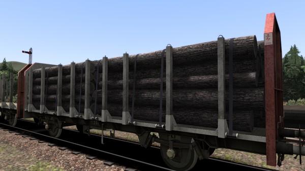 скриншот BR Railfreight OTA Wagon Pack 1