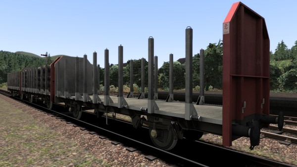 скриншот BR Railfreight OTA Wagon Pack 3