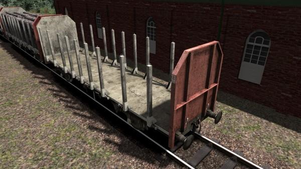 скриншот BR Railfreight OTA Wagon Pack 4