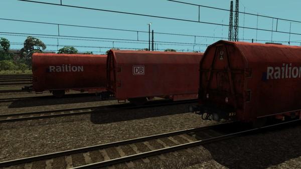 скриншот Kijls Wagon Pack 2
