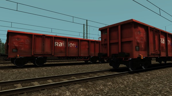 скриншот Eaos Wagon Pack 1