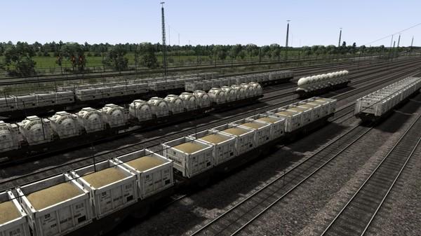 скриншот Lbms Wagon Pack 3