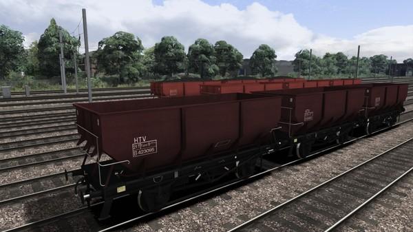 скриншот Rebodied dia. 1/146 HTV 21t Coal Hoppers Wagon Pack 5