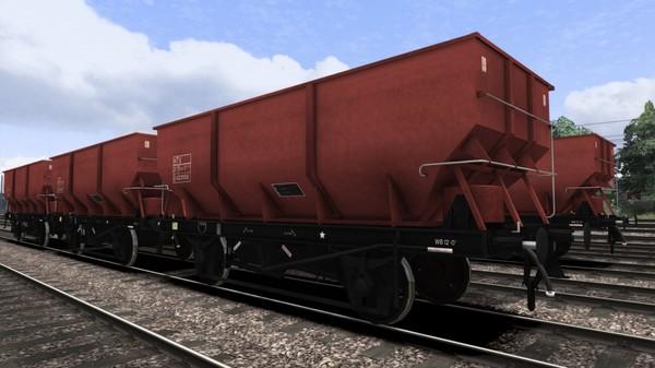 скриншот Rebodied dia. 1/146 HTV 21t Coal Hoppers Wagon Pack 1