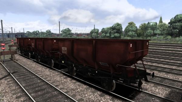 скриншот Rebodied dia. 1/146 HTV 21t Coal Hoppers Wagon Pack 4