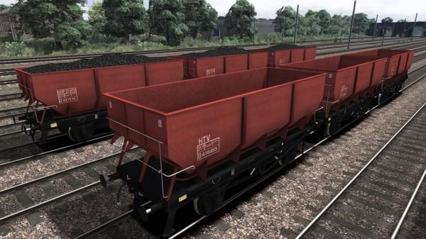 скриншот Rebodied dia. 1/146 HTV 21t Coal Hoppers Wagon Pack 0