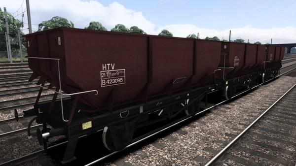скриншот Rebodied dia. 1/146 HTV 21t Coal Hoppers Wagon Pack 2