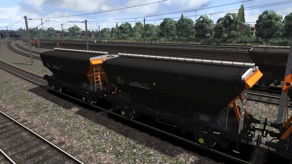 скриншот TS Marketplace: Loadhaul CEA Covered Hopper Wagon Pack 5