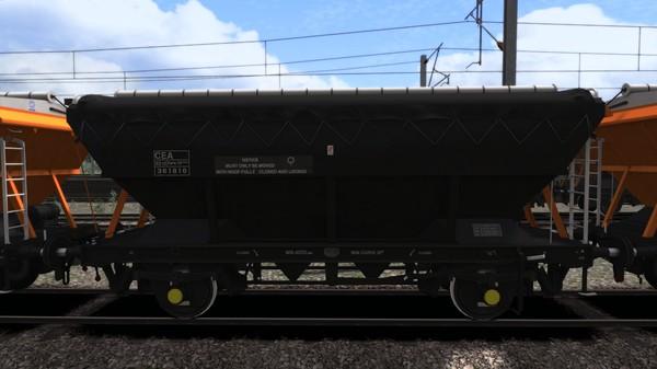 скриншот TS Marketplace: Loadhaul CEA Covered Hopper Wagon Pack 0