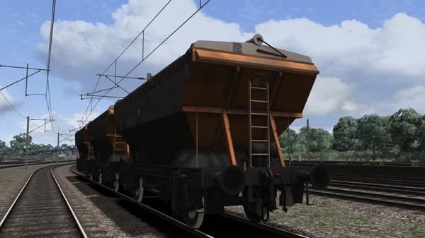 скриншот TS Marketplace: Loadhaul CEA Covered Hopper Wagon Pack 2