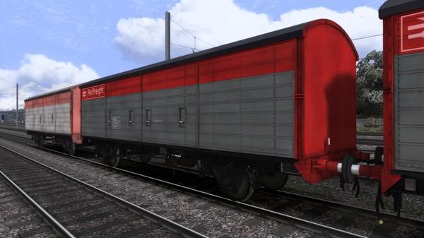 скриншот TS Marketplace: VCA 45t GLW 2 axle vans Wagon Pack 5