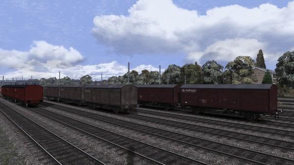 скриншот TS Marketplace: VCA 45t GLW 2 axle vans Wagon Pack 3