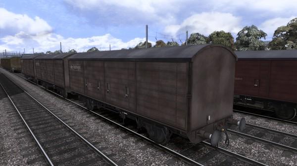 скриншот TS Marketplace: VCA 45t GLW 2 axle vans Wagon Pack 2