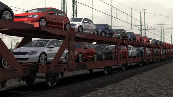 скриншот TS Marketplace: Laaeks Wagon Pack 2