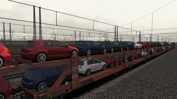 скриншот TS Marketplace: Laaeks Wagon Pack 4