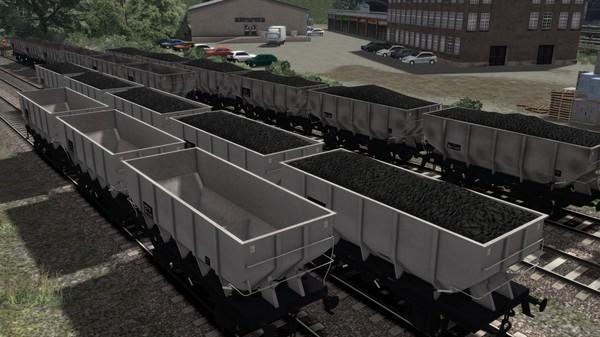 скриншот TS Marketplace: dia. 1/141 HTO 21t Coal Hopper Wagon Pack 2