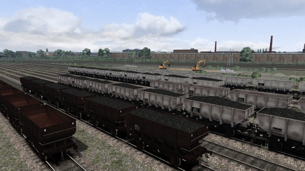 скриншот TS Marketplace: dia. 1/146 HTO 21t Coal Hopper Wagon Pack 2