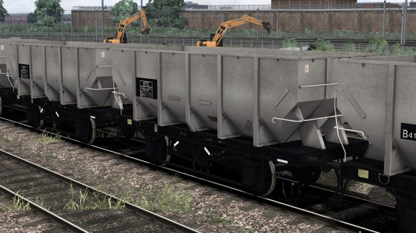 скриншот TS Marketplace: dia. 1/146 HTO 21t Coal Hopper Wagon Pack 4