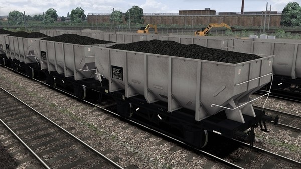 скриншот TS Marketplace: dia. 1/146 HTO 21t Coal Hopper Wagon Pack 5