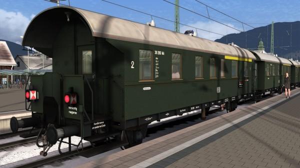 скриншот TS Marketplace: DB Donnerbüchsen Coaches Pack 4