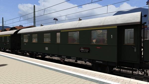 скриншот TS Marketplace: DB Donnerbüchsen Coaches Pack 5