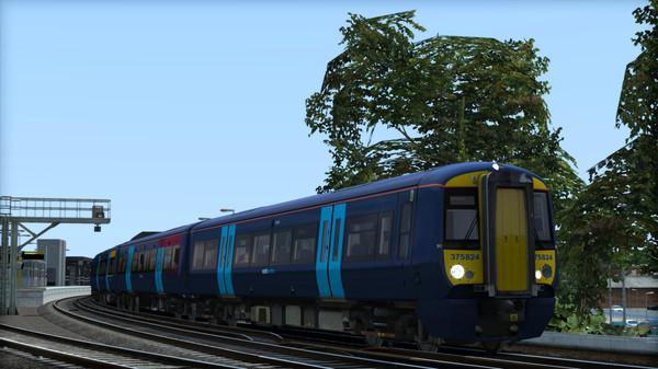 TS Marketplace: Southeastern Class 375 Dark Blue Livery Add-On