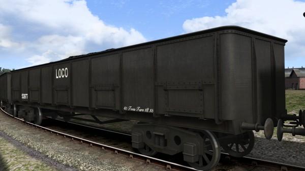 скриншот TS Marketplace: GWR 40t Coal Wagon Pack 0