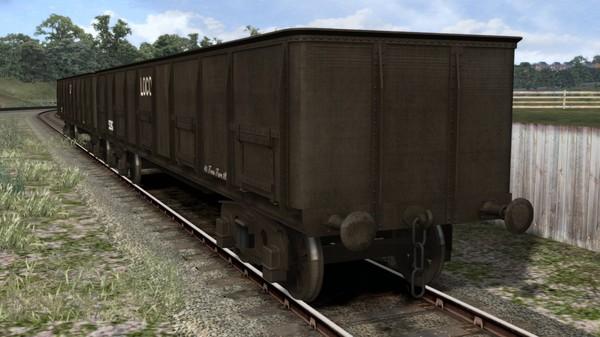 скриншот TS Marketplace: GWR 40t Coal Wagon Pack 4