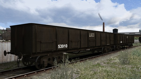 скриншот TS Marketplace: GWR 40t Coal Wagon Pack 3