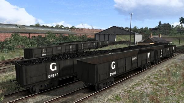 скриншот TS Marketplace: GWR 40t Coal Wagon Pack 5